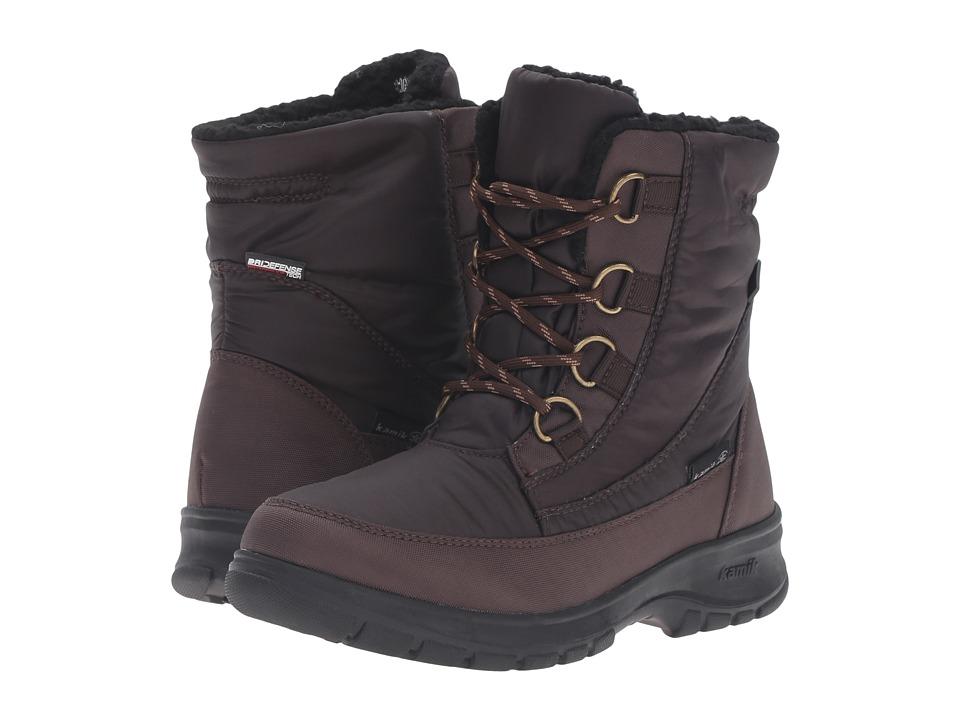Kamik - Baltimore (Dark Brown 2) Women's Cold Weather Boots