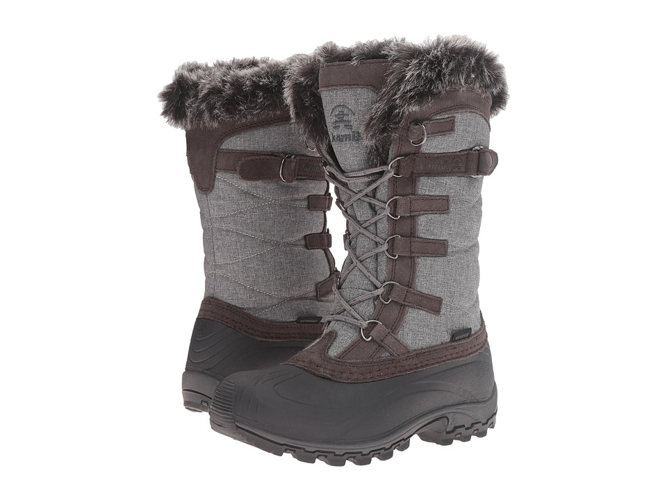 Kamik Snowvalley (Charcoal) Women
