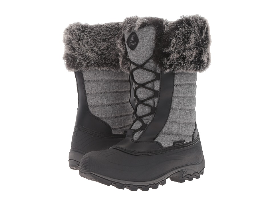 Kamik - Haley (Grey) Women's Cold Weather Boots