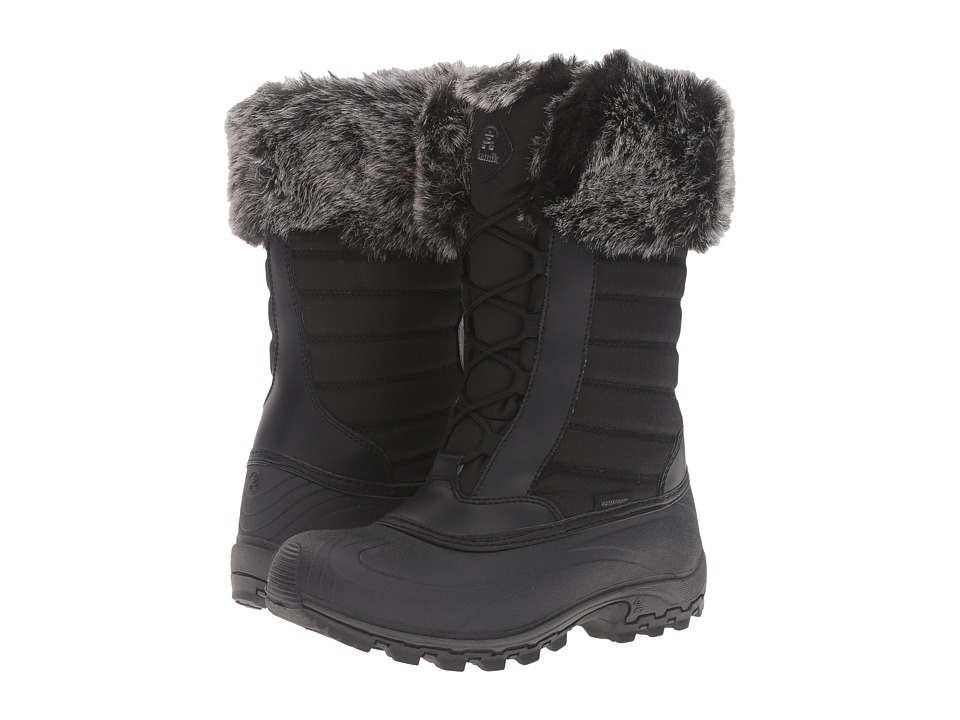 Kamik - Haley (Black) Women's Cold Weather Boots