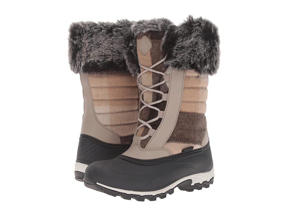 Kamik - Haley (Taupe) Women's Cold Weather Boots