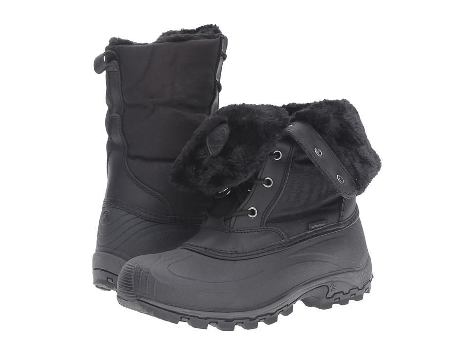 Kamik - Harper (Black) Women's Cold Weather Boots