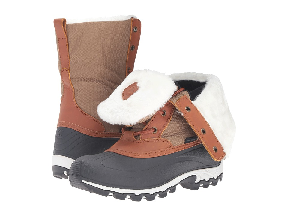 Kamik - Harper (Khaki/Tan) Women's Cold Weather Boots
