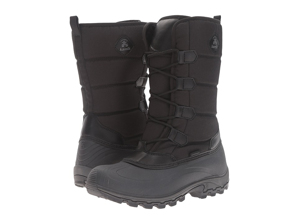 Kamik - McGrath (Black) Women's Cold Weather Boots