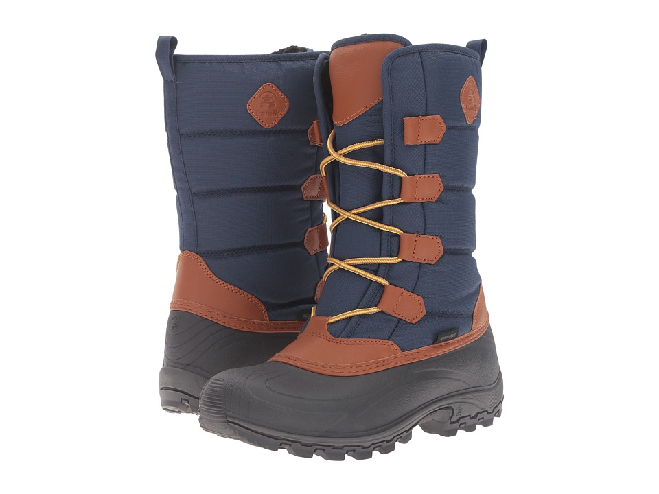 Kamik - McGrath (Navy) Women's Cold Weather Boots