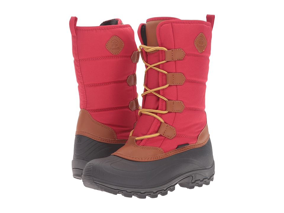 Kamik - McGrath (Red) Women's Cold Weather Boots