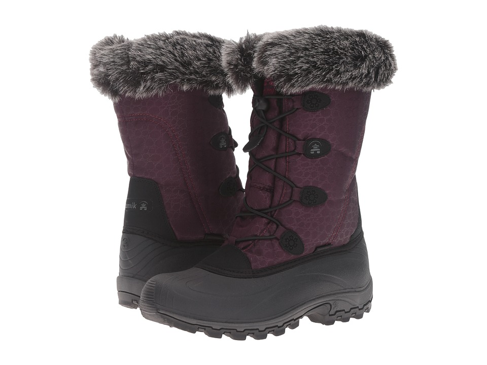 Kamik - Momentum (Burgundy) Women's Cold Weather Boots