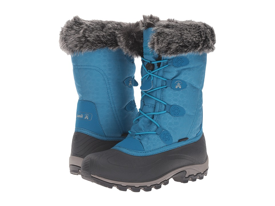 Kamik - Momentum (Teal) Women's Cold Weather Boots