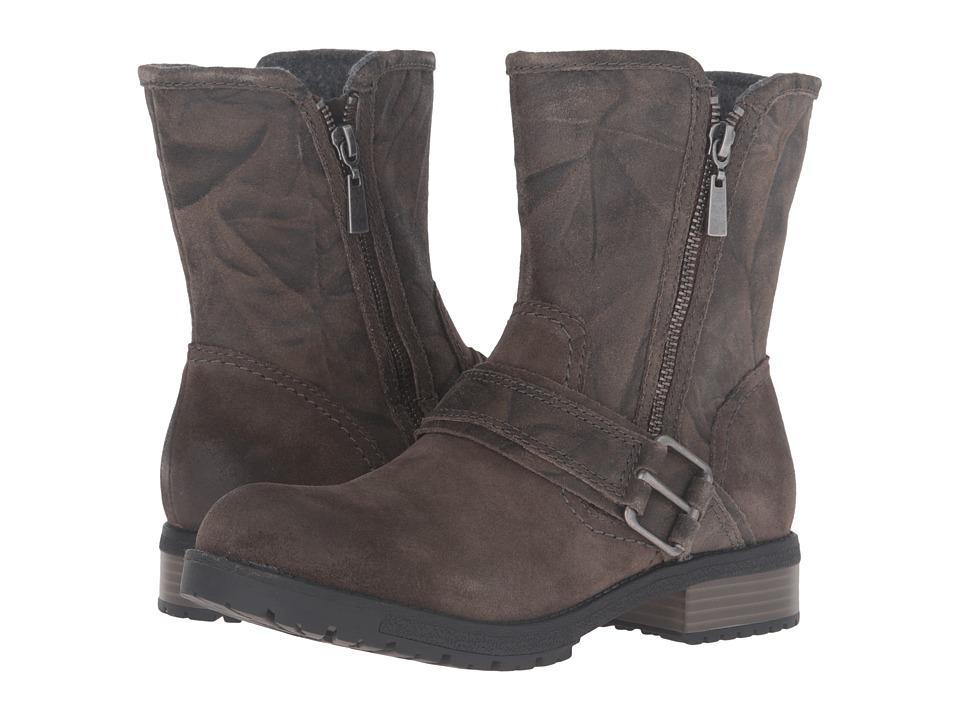 Clarks - Faralyn Rise (Khaki Suede) Women's Boots