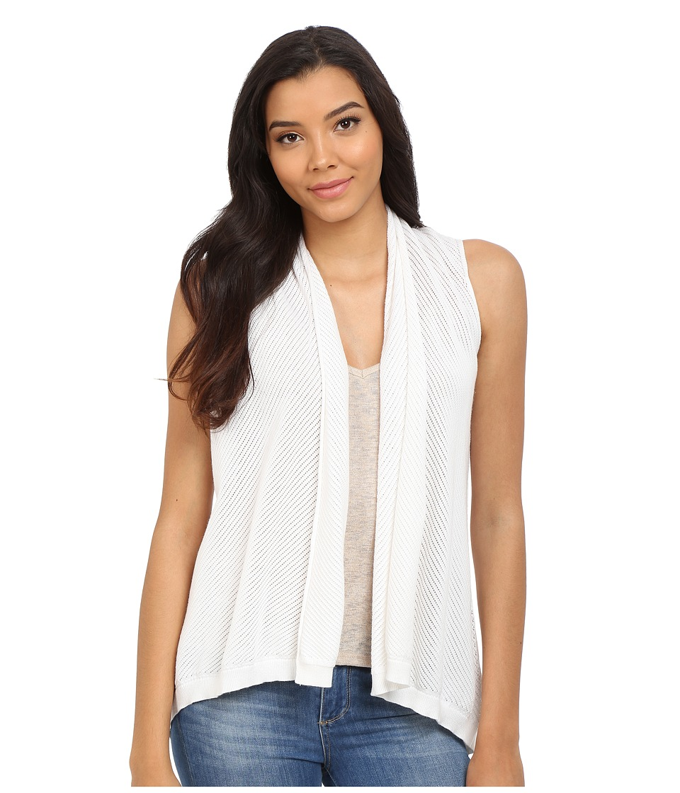 Splendid Mariner Vest (White) Women