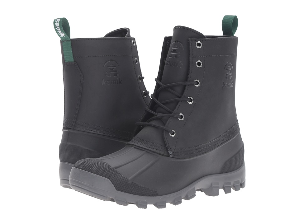 Kamik Yukon 6 (Black) Men