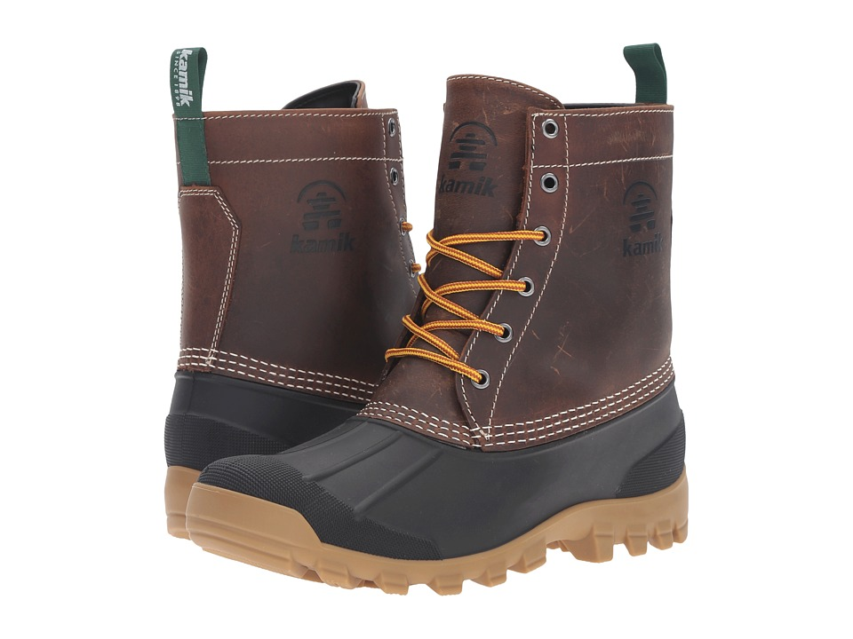 Kamik Yukon 6 (Dark Brown) Men