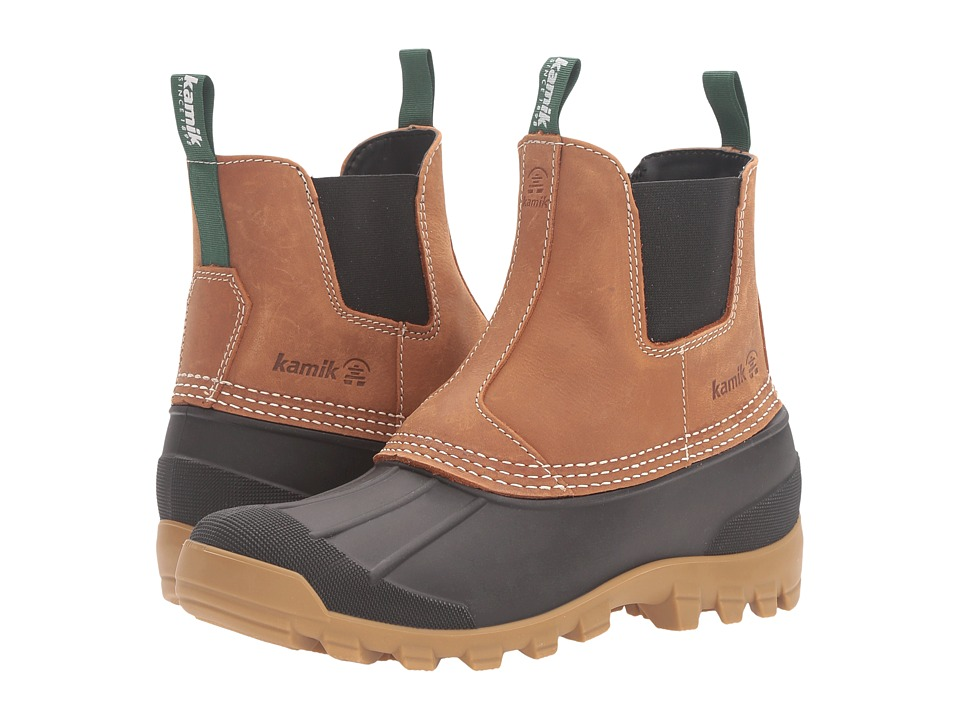 Kamik - Yukon C (Tan) Men's Cold Weather Boots