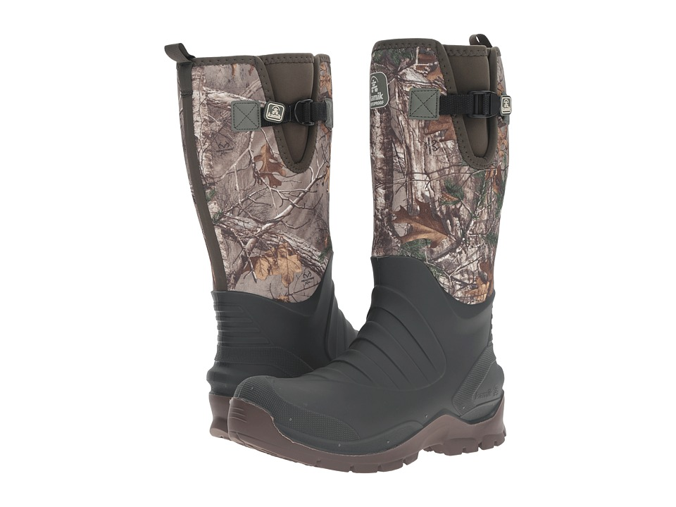 Kamik - Fieldman (Realtree(r) Xtra) Men's Waterproof Boots