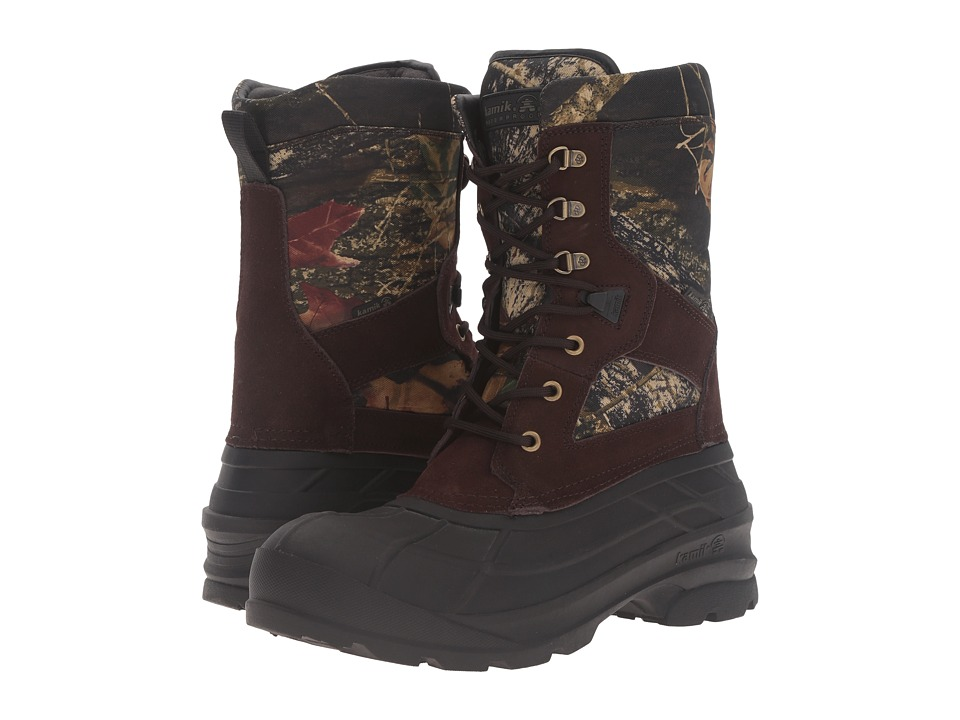 Kamik - Nationcam 2 (Camouflage) Men's Waterproof Boots