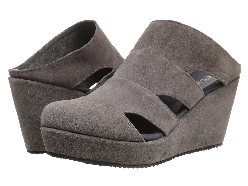 Cordani - Flint (Grey Suede) Women
