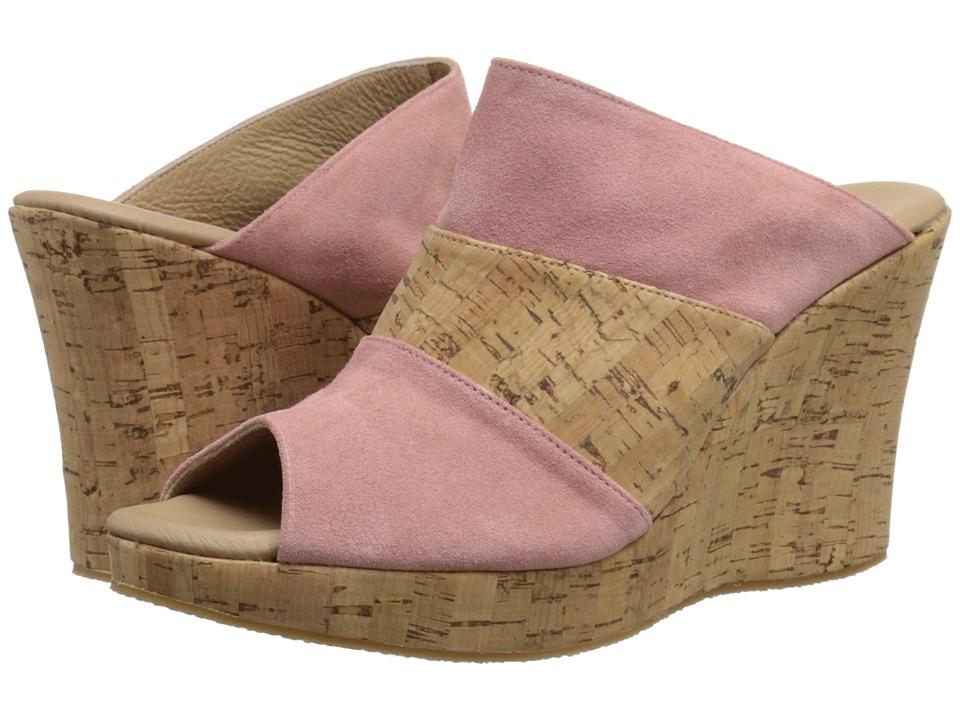 Cordani - Whisper (Blush/Cork) Women's Wedge Shoes