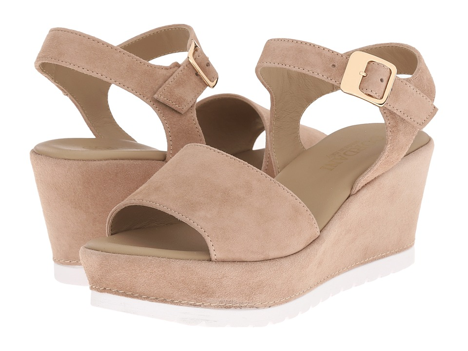 Cordani - Daylee (Nocciola Suede) Women's Wedge Shoes