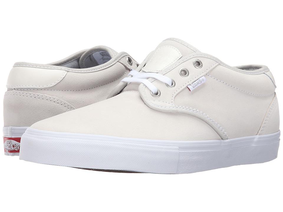 Vans Chima Estate Pro (True White/True White) Men
