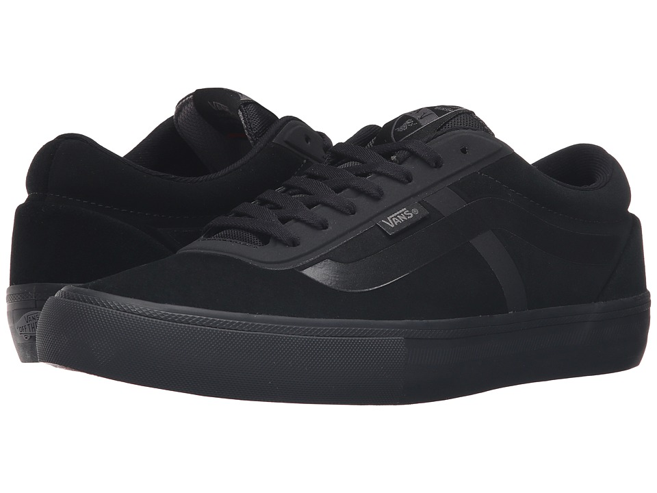 Vans - AV Rapidweld Pro (Blackout) Men's Skate Shoes