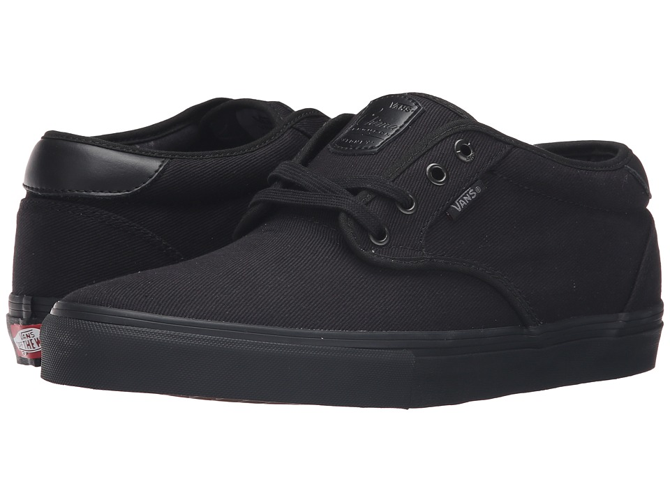 Vans - Chima Estate Pro ((Marble) Black) Men's Skate Shoes