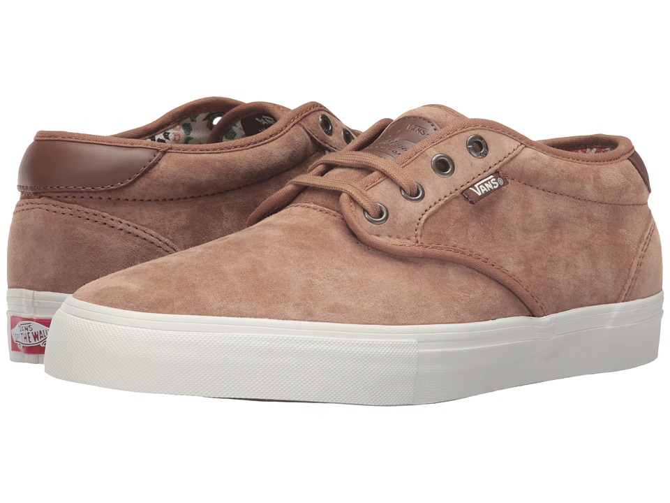 Vans - Chima Estate Pro ((Moroccan Tile) Brown) Men's Skate Shoes