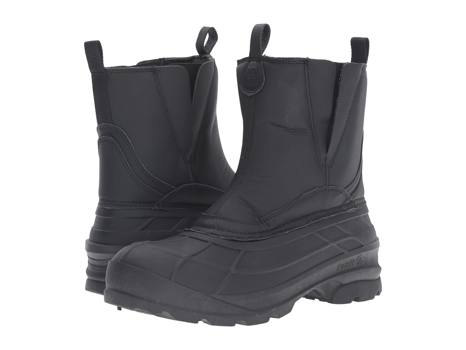 Kamik - Dawson (Black) Men's Cold Weather Boots