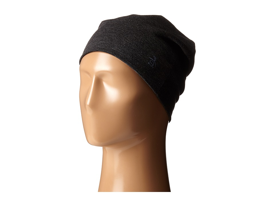 Original Penguin - Cut Sew Beanie (Black) Beanies