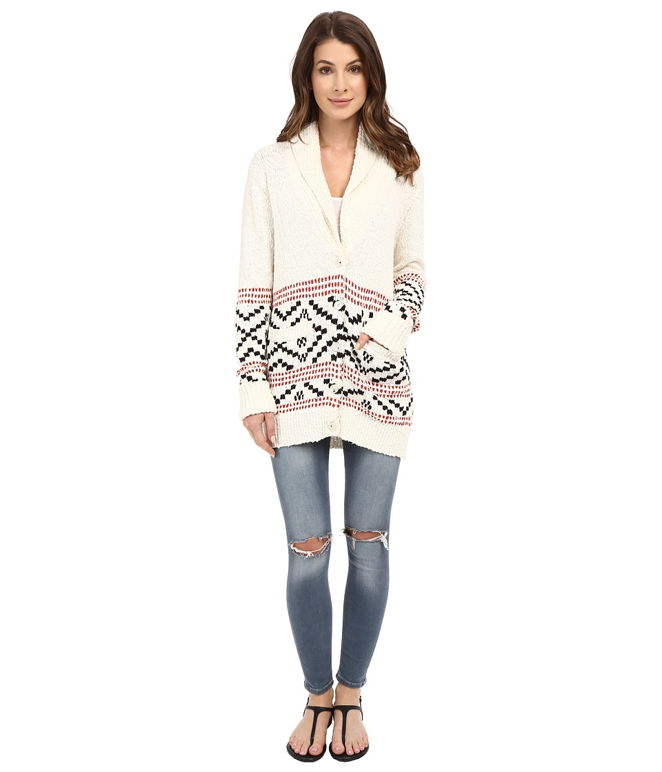 Paige - Felicity Cardigan (Bone) Women's Sweater