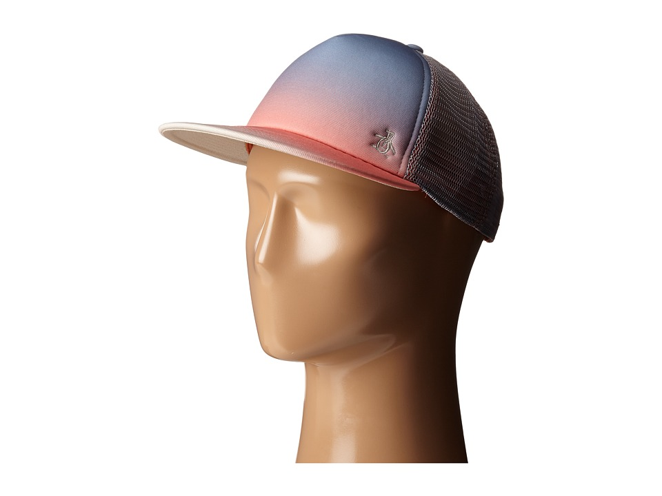 Original Penguin - Gradient Stripe Baseball Cap (Canyon Sunset) Caps