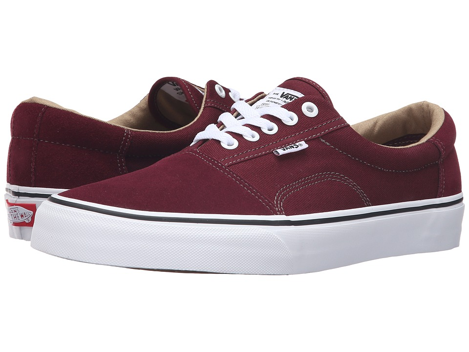 Vans - Rowley [Solos] (Port Royale/White) Men's Skate Shoes