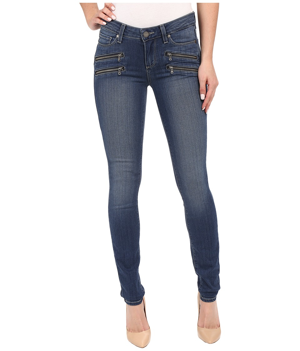 Paige - Edgemont Ultra Skinny in Gigi No Whiskers (Giona No Whiskers) Women's Jeans