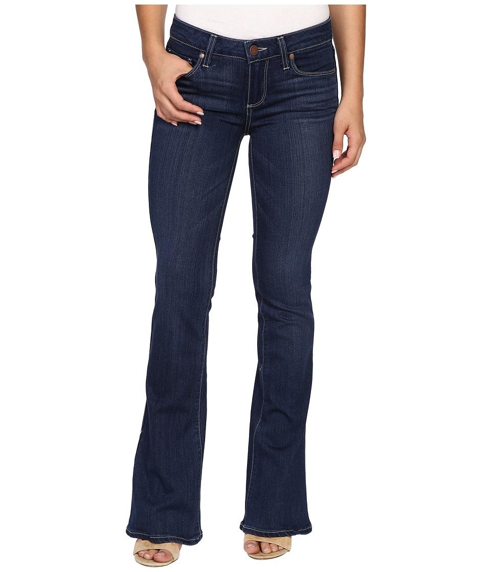 Paige - Petite Lou Lou Flare in Dalia (Dalia) Women's Jeans