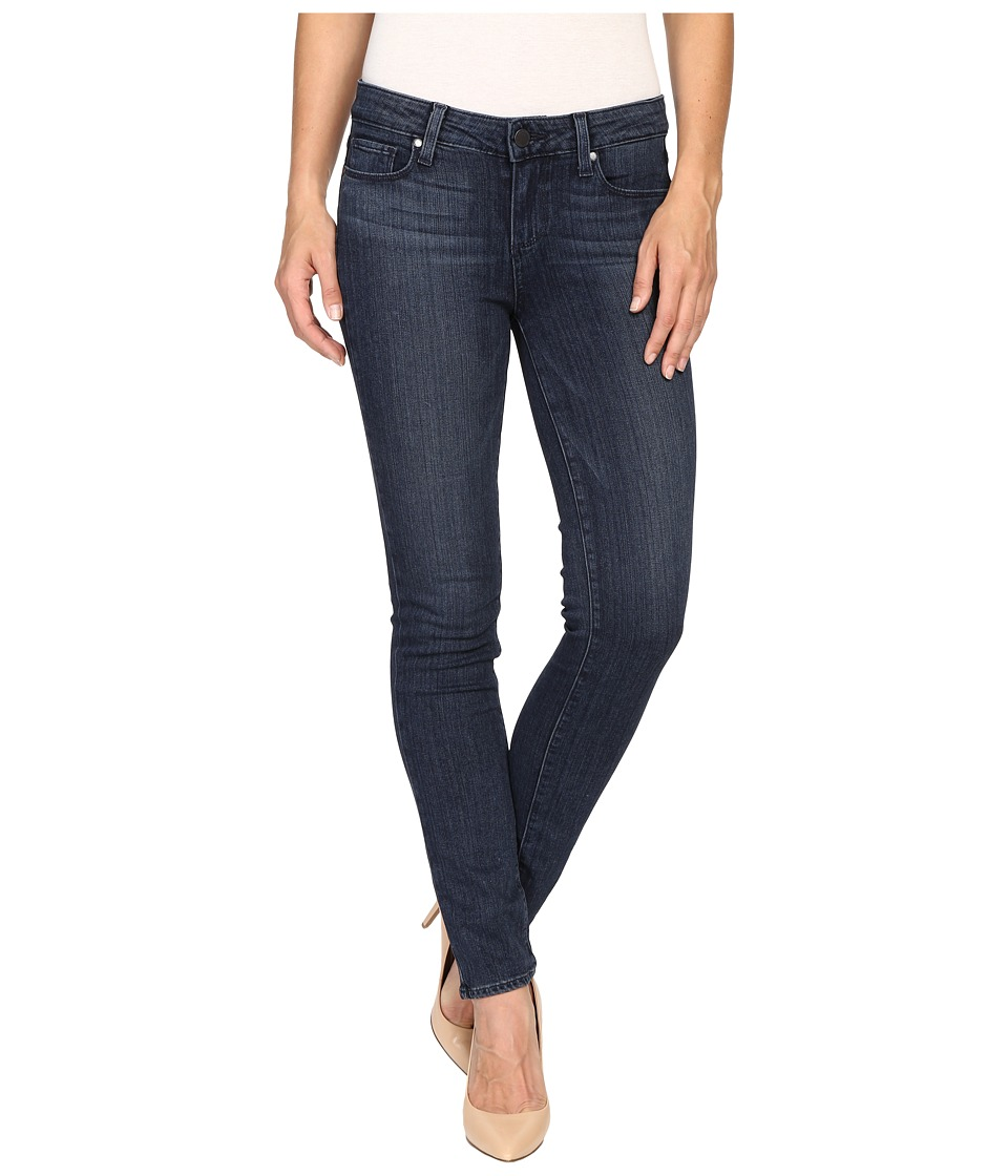 Paige - Skyline Ankle Peg in Shelby (Shelby) Women's Jeans
