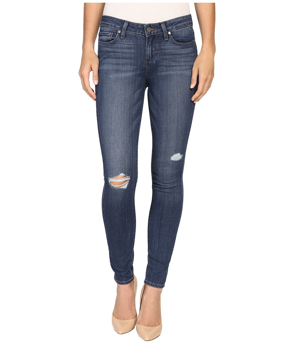 Paige - Verdugo Ankle in Darcy Destructed (Darcy Destructed) Women's Jeans