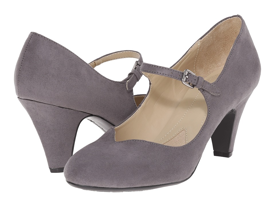 Naturalizer - Believe (Graphite Grey) Women's Shoes