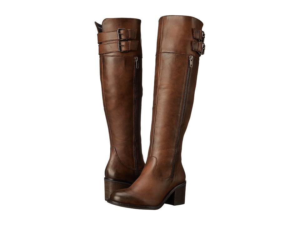 Blondo - Kamikaze Waterproof (Cognac) Women's Cold Weather Boots