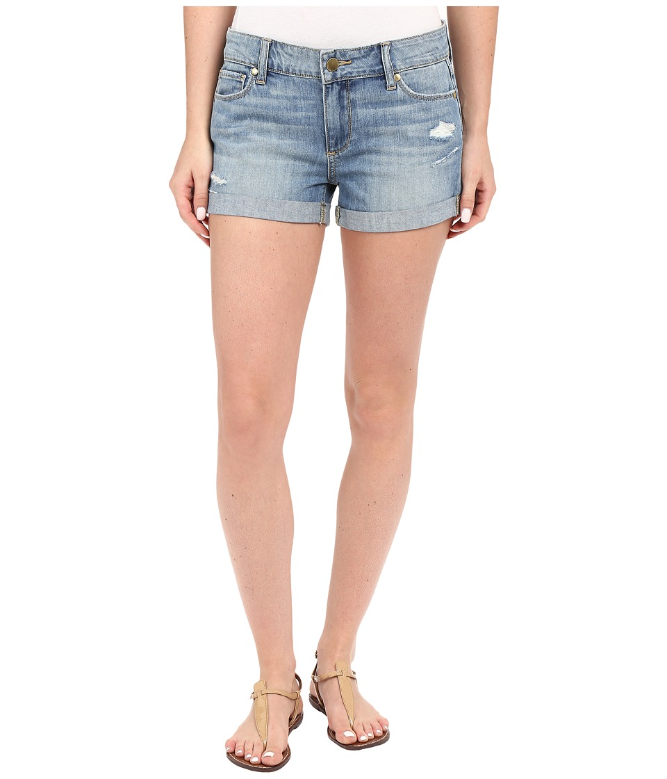 Paige - Jimmy Jimmy Shorts in Annora Destructed (Annora Destructed) Women's Shorts