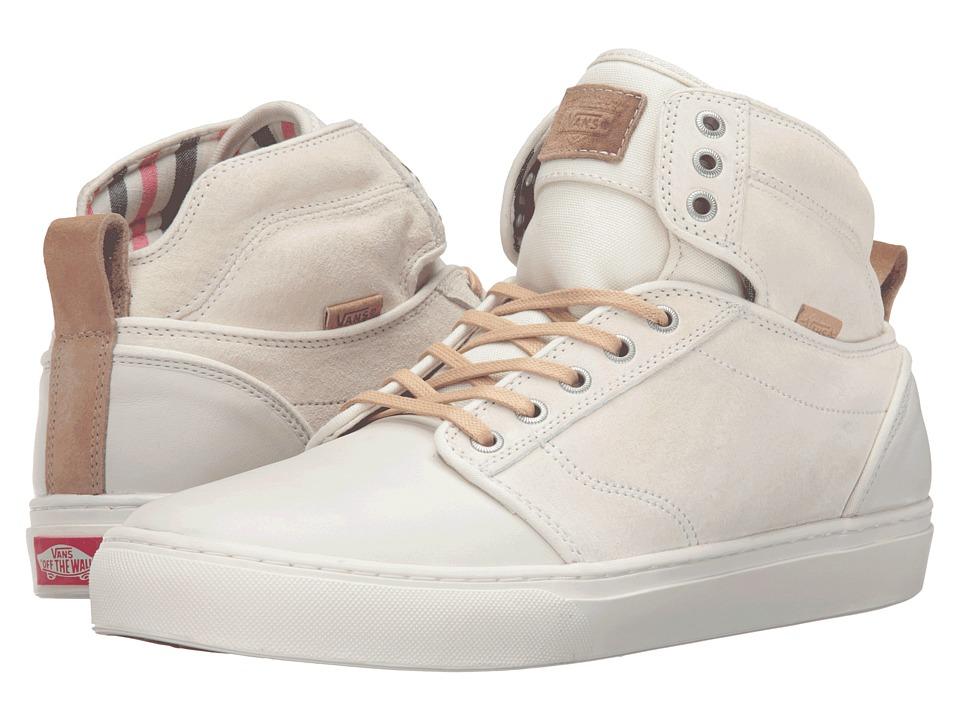 Vans - Alomar ((Leather/Nubuck) Marsh/Marsh) Men's Skate Shoes