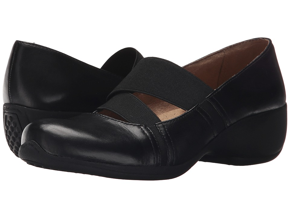 Naturalizer - Janske (Black) Women's Shoes