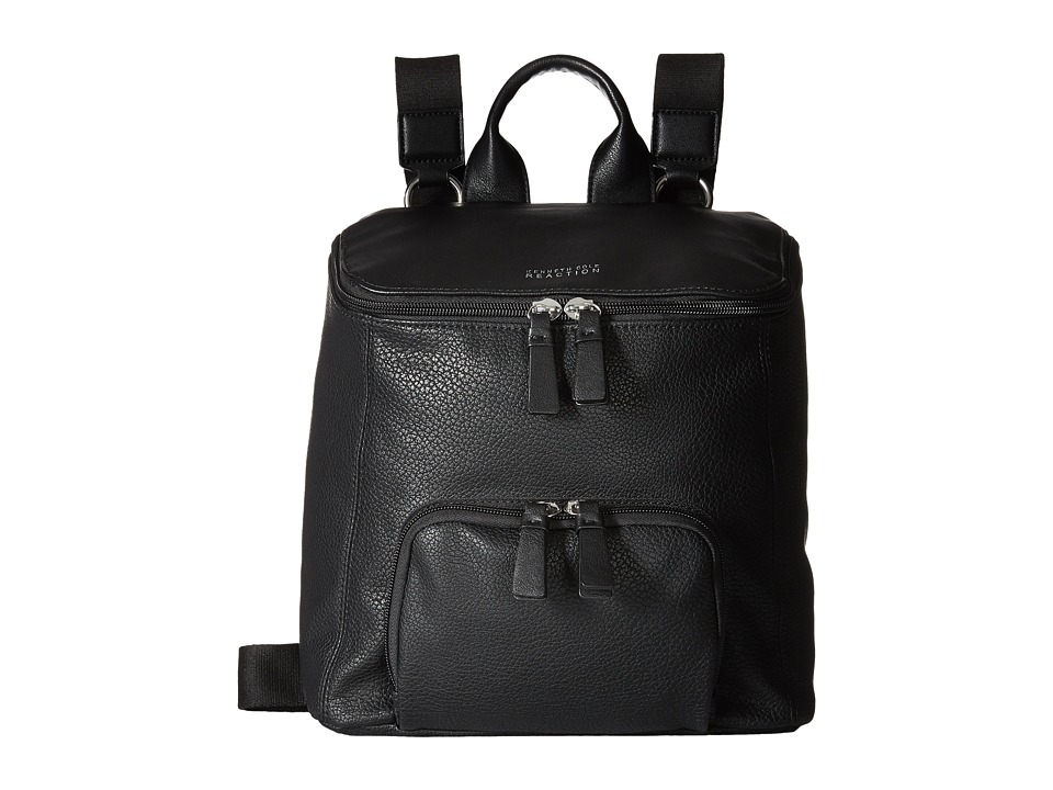 Kenneth Cole Reaction - Basix Backpack (Black) Backpack Bags