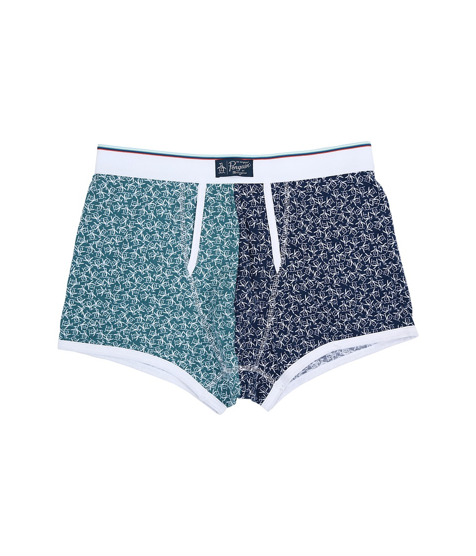 Original Penguin - Single Trunk (Penguin Toss Mix) Men's Underwear