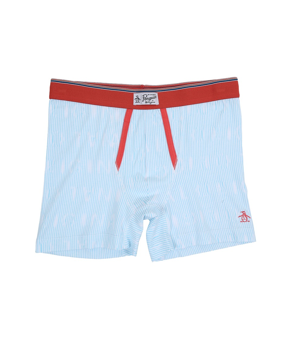 Original Penguin - Single Boxer Brief (Crystal Blue Original) Men's Underwear