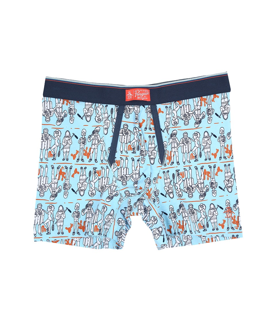 Original Penguin - Single Boxer Brief (Desert Crew) Men's Underwear