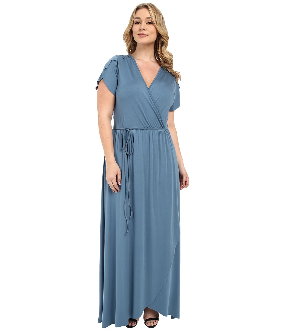 Rachel Pally Plus - Plus Size Perpetua Dress (Moonflower) Women's Dress