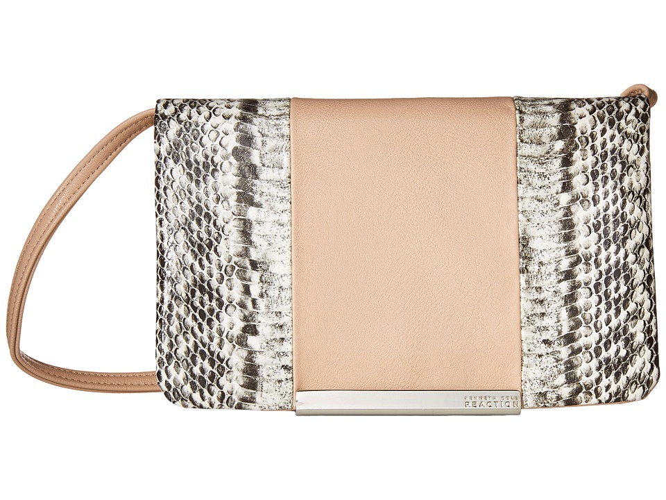 Kenneth Cole Reaction - Dove Tail Mini Crossbody (Snake) Cross Body Handbags