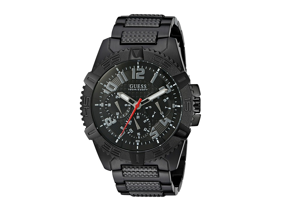 GUESS - U0800G2 (Gunmetal) Sport Watches