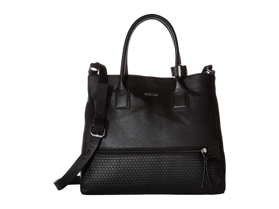 Kenneth Cole Reaction - Wall Street Tote (Black) Tote Handbags