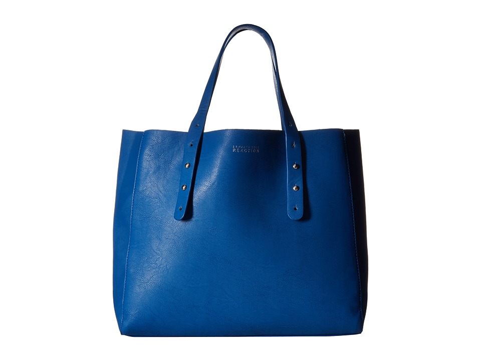 Kenneth Cole Reaction - Heavy Metal Tote (Delft Blue) Tote Handbags