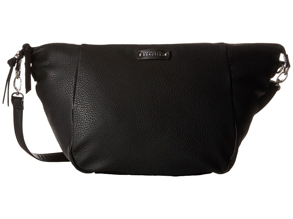 Kenneth Cole Reaction - Peek-a-Boo Convertible Tote (Black) Tote Handbags